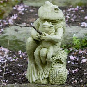 Frog Gone Fishin