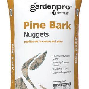 Pine Bark Nuggets Mulch